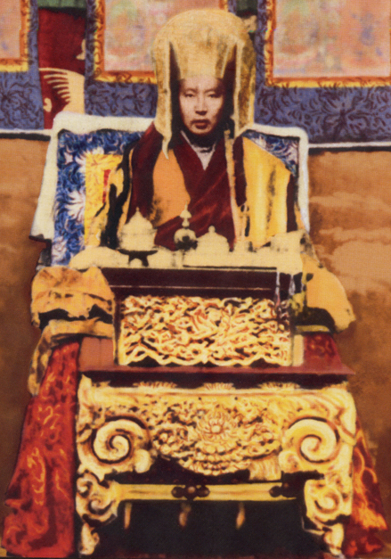 Mipam Chokyi Wangpo, the 10th Gyalwang Drukpa
