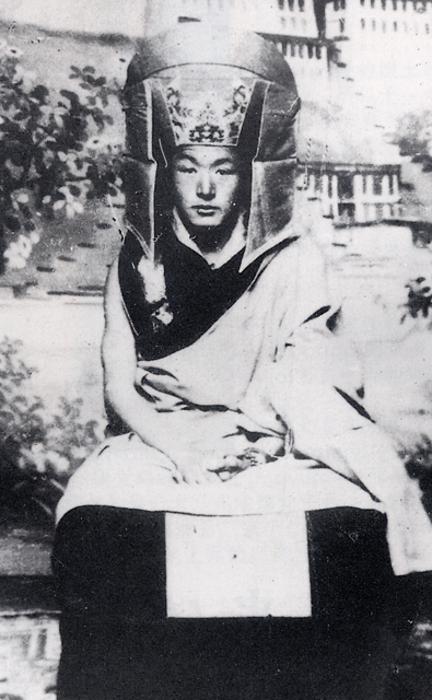 the 11th Gyalwang Drukpa, Gelek Palsangpo
