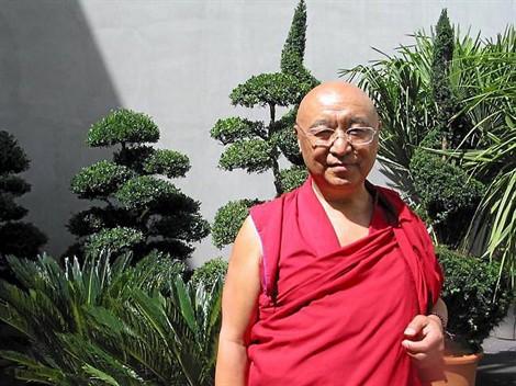 Pema Wangyal Rinpoche
